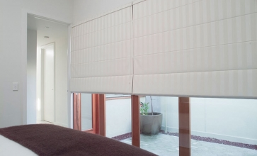 Bracken Blinds Roman Blinds